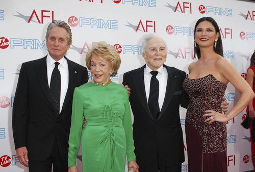 Familie Douglas trauert um Mutter und Ex-Ehefrau Diana