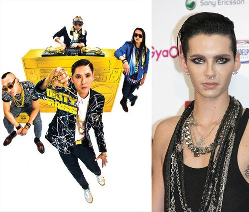 promiflash NUEVA CARA DE LA MÚSICA DANCE Far East Movement: Bill Kaulitz es el enriquecimiento Fuer-far-east-movement-bill-kaulitz-eine-bereicherung
