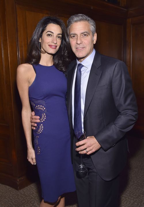 Die Clooneys haben es nicht leicht in England