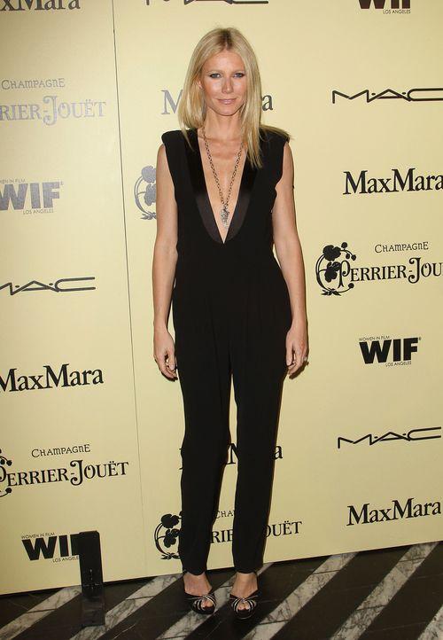 Gwyneth Paltrow ist top in Form