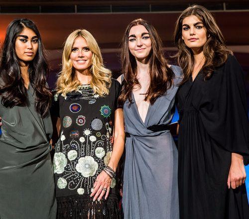 """Bei """"Germany's next Topmodel"""" stehen noch drei Kandidatinnen im Finale"""