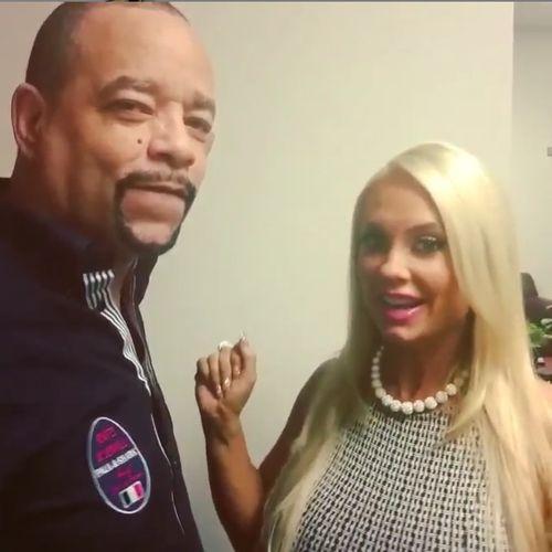 Ice-T und Coco haben das Geschlecht und den Namen ihres ersten Nachwuchses verraten