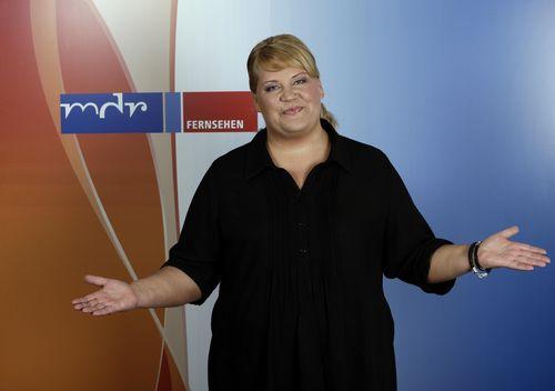 Ilka Bessin ohne ihren Cindy aus Marzahn-Style