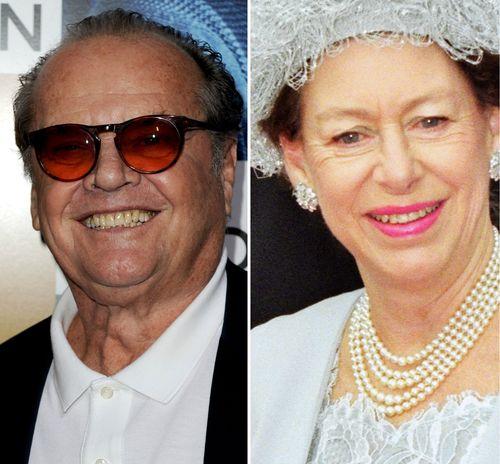 Royaler Skandal um Jack Nicholson und Prinzessin Margaret