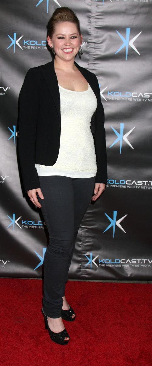 Jane Carrey nimmt bei American Idol teil