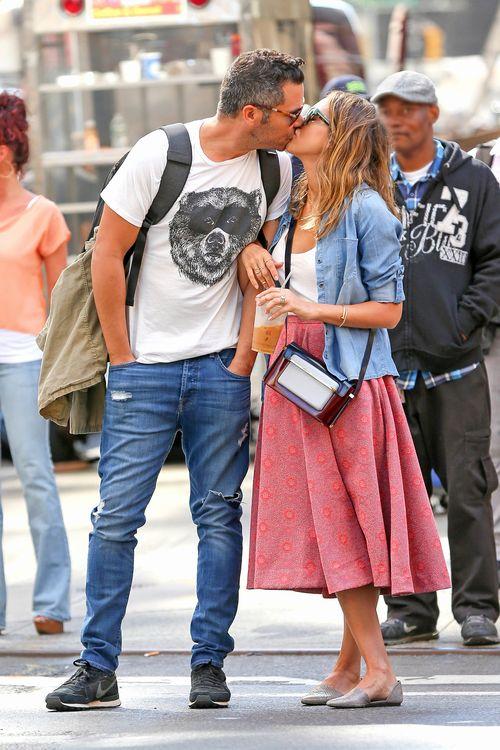 Jessica Alba und Cash Warren sind seit sieben Jahren verheiratet