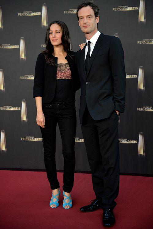 Jörg Hartmann und Silvia Medina sind Eltern geworden