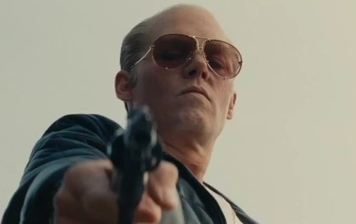 "Johnny Depp spielt in ""Black Mass"" den kriminellen Whitey Bulger"