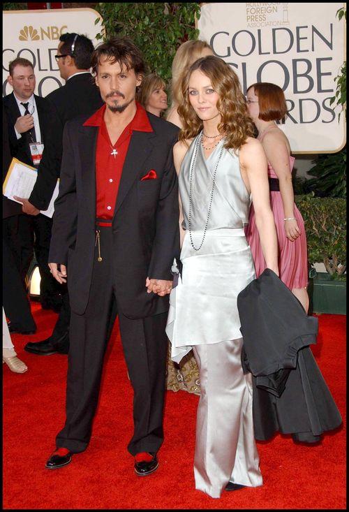 Johnny Depp scheint um Vanessa Paradis kämpfen zu wollen