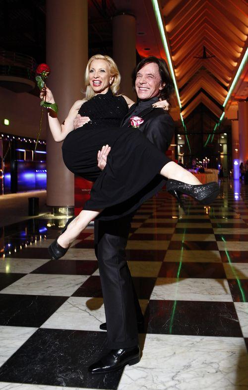 Jürgen Drews machte seiner Ramona im Februar einen zweiten Heiratsantrag
