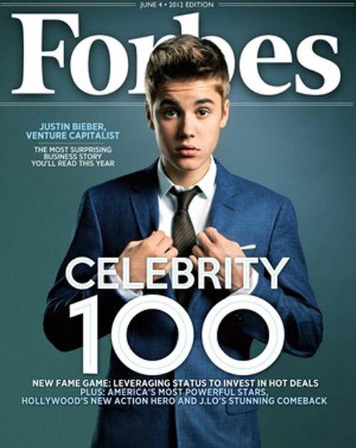 Das Forbes-Magazin hat die 100 mächtigsten Promis ermittelt