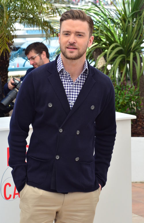 Justin Timberlake war adrett in Cannes