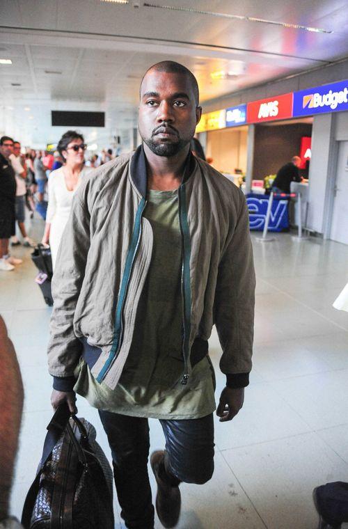 Kanye West weiß genau, was er will und wie er es will