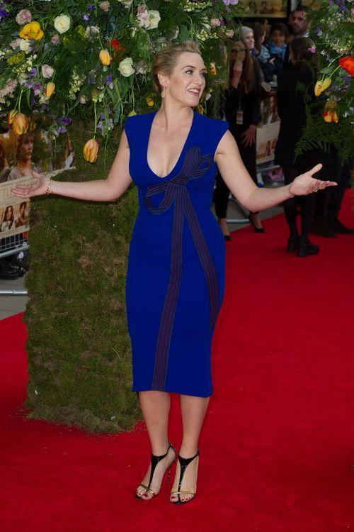 Kate Winslet hat zu ihrem Geburtstag ein ganz skurriles Geschenk bekommen