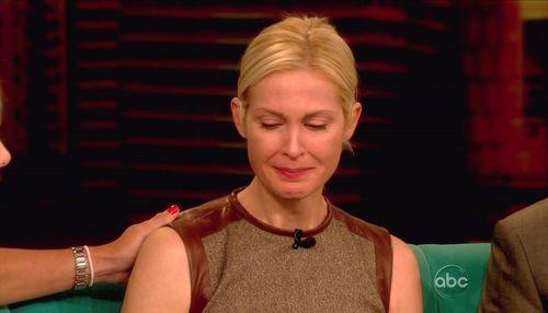 Kelly Rutherford musste ihre beiden Kinder wieder nach Monaco bringen