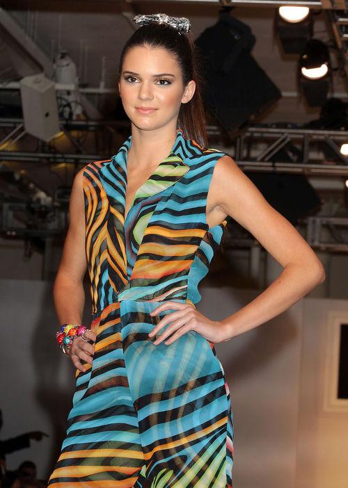 Kendall Jenner machte einem neunjährigen krebskranken Mädchen eine Freude