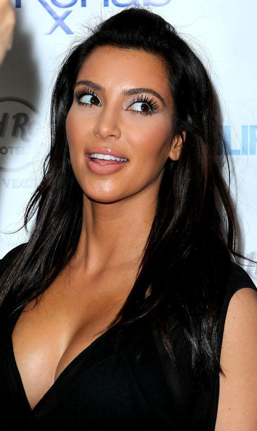 Kim Kardashian musste jetzt ausmisten