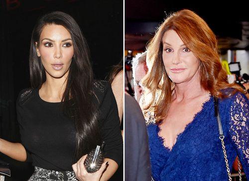 Kim Kardashian sah Bruce Jenner erstmals vor 12 Jahren in Frauenkleidern