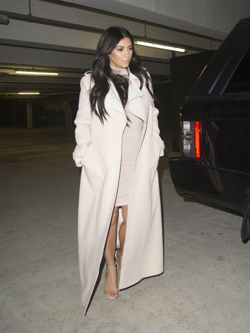 Kim Kardashian geht es derzeit richtig schlecht