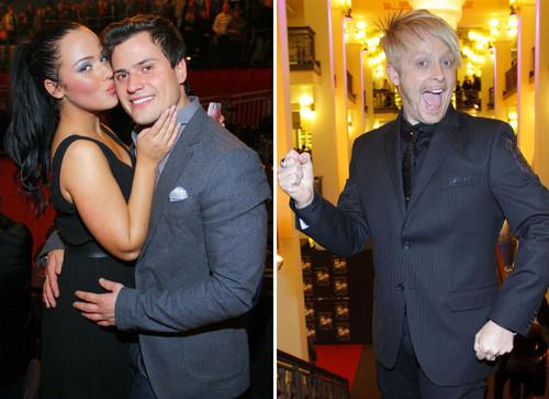 Ross Antony findet Kim und Rocco total süß zusammen