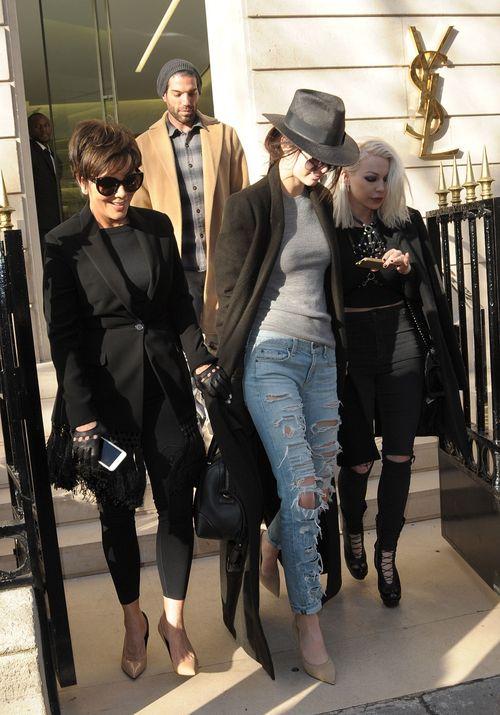 Kris Jenner will sich nun auf ihre Tochter Kylie konzentrieren