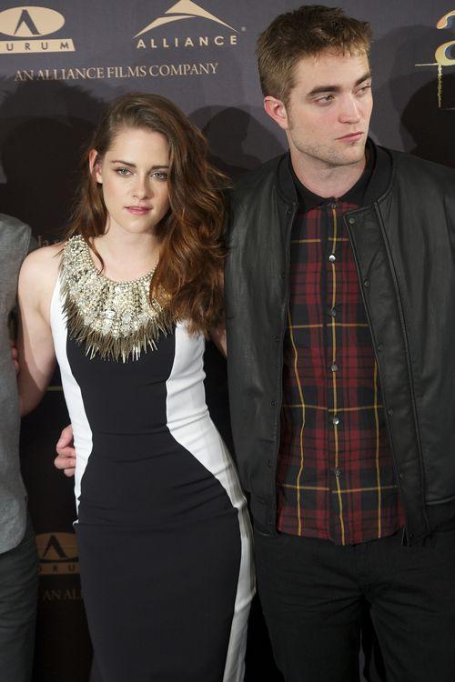 Kristen Stewart und Robert Pattinson waren lange Zeit ein Traumpaar