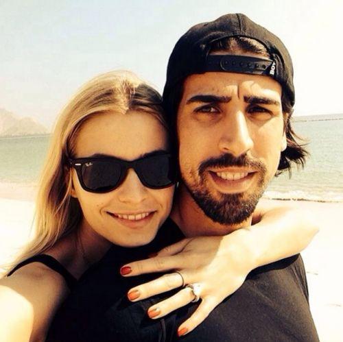 Lena Gercke und Sami Khedira sind immer noch glücklich miteinander