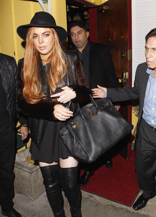 Lindsay Lohan ist schon lange Single