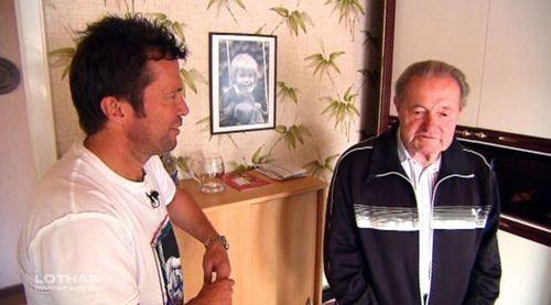 Lothar Matthäus' Papa Heinz findet den Lebenswandel seines Kindes nicht gut