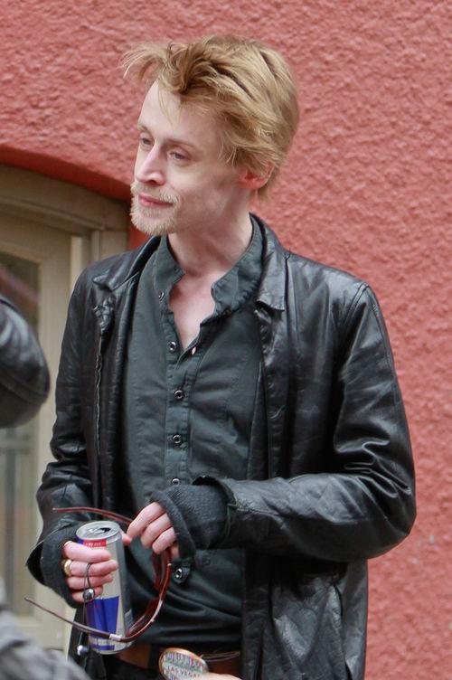 Macaulay Culkins Gesicht ist extrem eingefallen