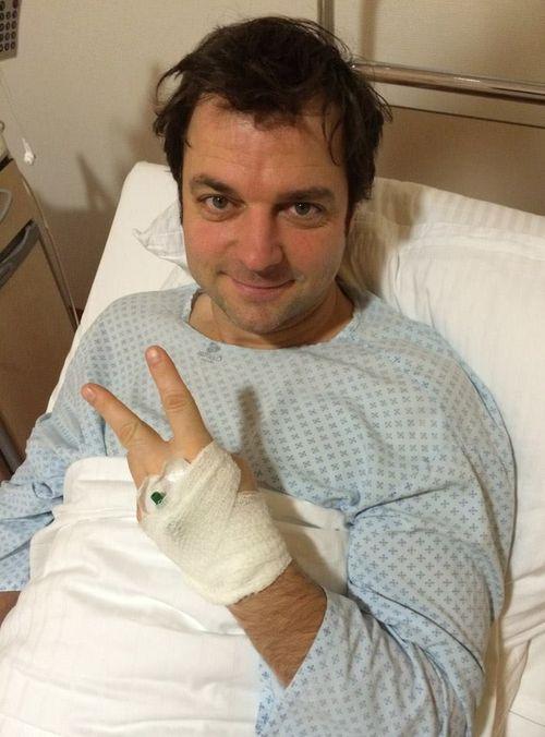 Martin Rütter meldete sich nach seiner Bauch-OP sofort per Facebook bei seinen Fans