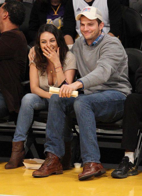 Mila Kunis und Ashton Kutcher sollen endlich geheiratet haben