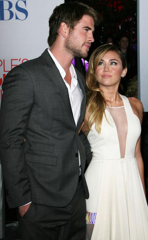 Es gab Spekulationen, dass Miley und Liam schon ganz bald heiraten würden