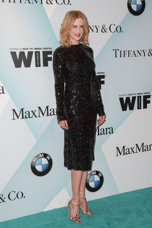 Nicole Kidman hat schwere Zeiten hinter sich