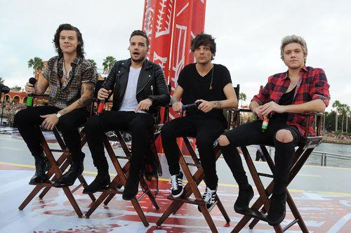 """One Direction verkündeten ihren neuen Song """"Drag Me Down"""""""