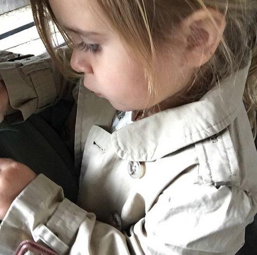 """""""Meine Liebe"""" nennt Kourtney Kardashian Töchterchen Penelope"""