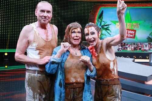 Peter Bond, Ingrid van Bergen und Christina Lugner waren die Kandidaten der gestrigen vierten Folge