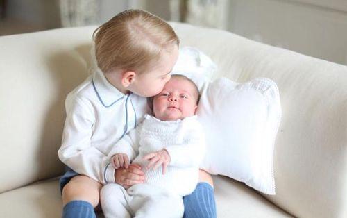 Heute ist ein ganz besonderer Tag für Prinzessin Charlotte