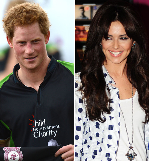 Prinz Harry und Cheryl Cole sollen einen heien Flirt am Laufen haben