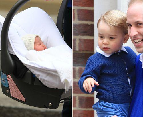 Prinzessin Charlottes Taufe wird weniger pompös als die ihres Bruders ausfallen