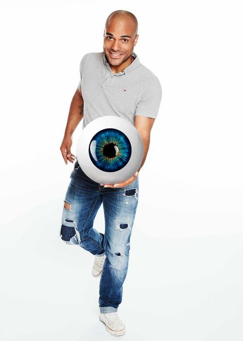 """David Odonkor ist der Gewinner von """"Promi Big Brother 2015""""!"""