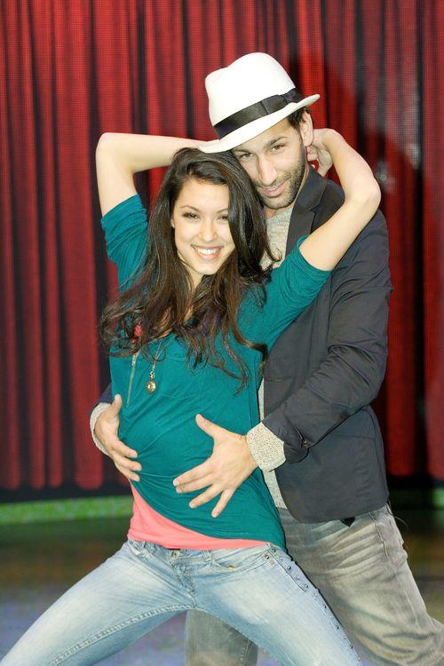 Rebecca Mir und Massimo sind ein Paar