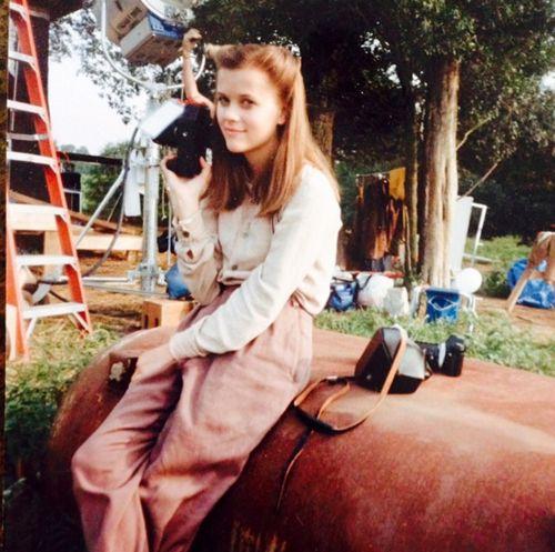 Reese Witherspoon erinnert sich mit diesem Foto an vergangene Tage