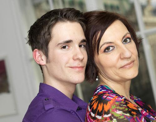 Renata Juras und Ervin Unterlechner sind Eltern geworden