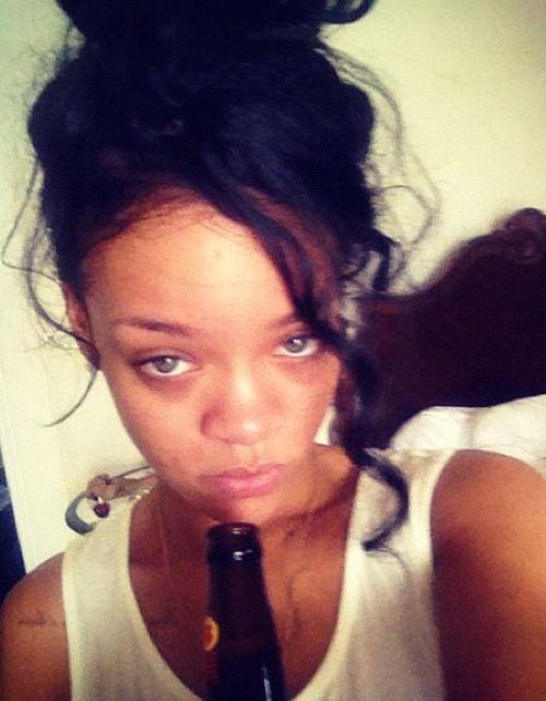 Rihanna trauert gerade um ihre Großmutter