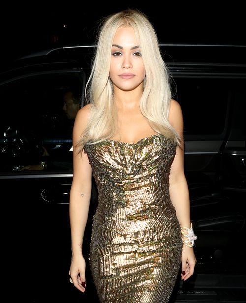 Rita Ora plant eine kleine Pop-Sensation