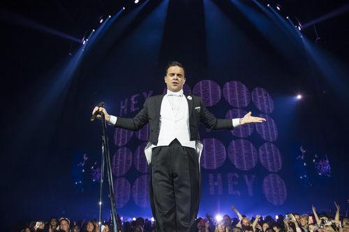 Robbie Williams geht wieder auf Tour