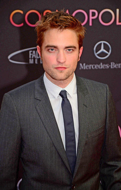 Robert Pattinson hast seinen Spitznamen R-Patz