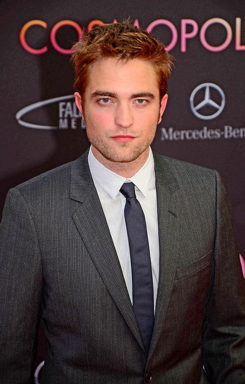 Robert Pattinson hast seinen Spitznamen R-Patz