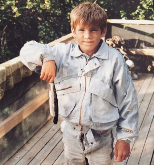 Ryan Reynolds war mal ein frecher Bengel mit offenem Hosenstall